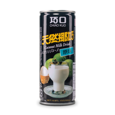 CHIAO KUO COCONUT MILK DRINK 1