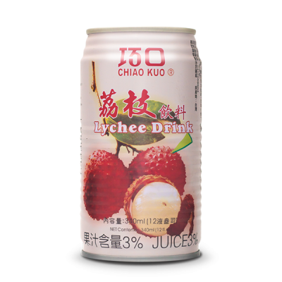 CHIAO KUO LYCHEE DRINK 1