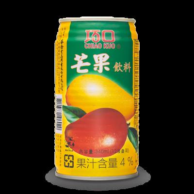 巧口芒果飲料 1
