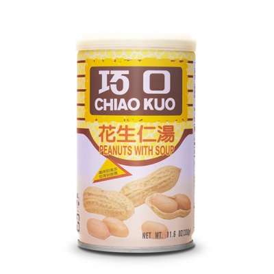 CHIAOKUO PEANUT WITH SOUP 1