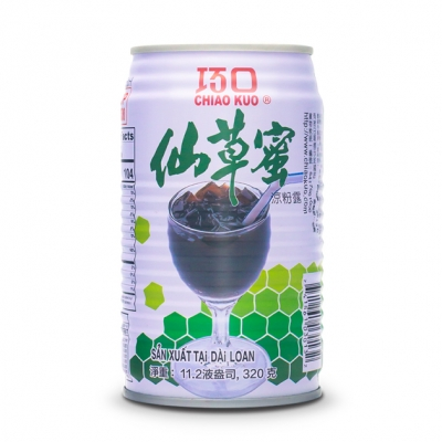 CHIAO KUO GRASS JELLY DRINK 1